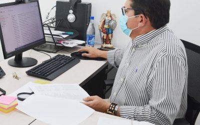 Diego Ramírez Osorio, Gerente Principal de la Empresa de Servicios de Florencia SERVAF S.A. E.S.P.