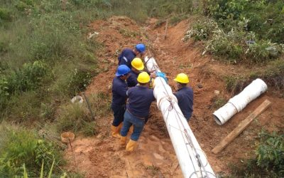 Sin servicio de agua potable el sector de la Ciudadela 2