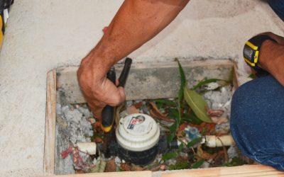 Alertamos sobre el incremento en el robo de medidores del agua